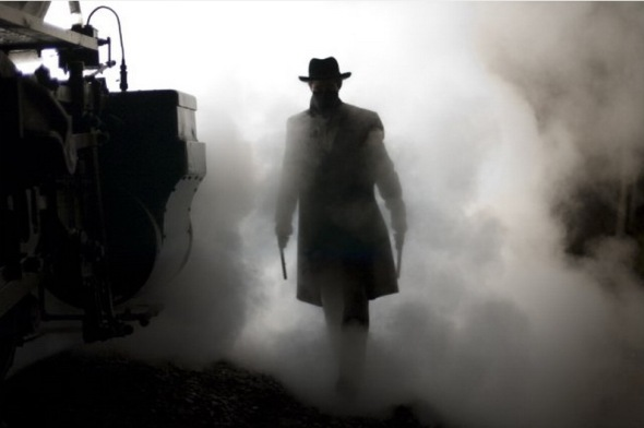 Still from The Assassination of Jesse James by the Coward Robert Ford