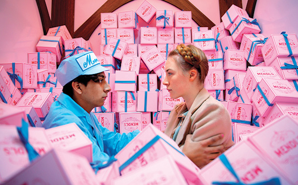 Still from The Grand Budapest Hotel