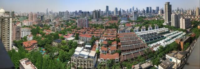Shanghai 272 Gigapixels