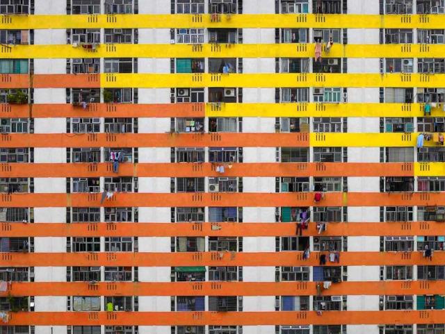 Michael Wolf - Hong Kong