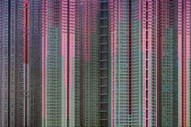 Michael Wolf - Hong Kong