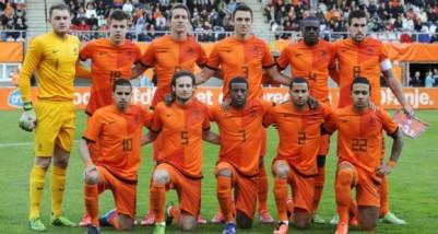 Jong Oranje in 2013