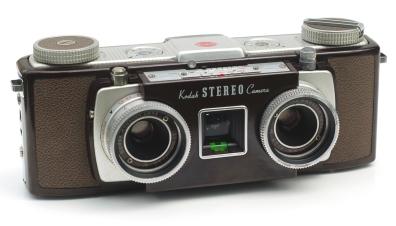 Kodak Stereo Camera (1954-59)
