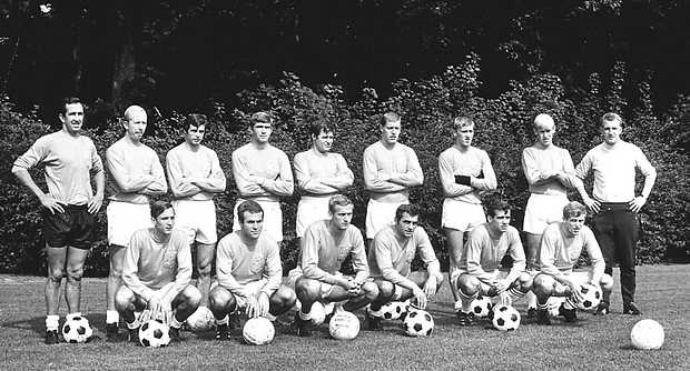 Oranje in 1967