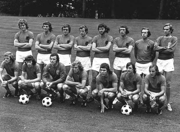 Oranje in 1972