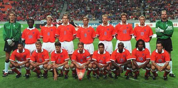 Oranje in 1998