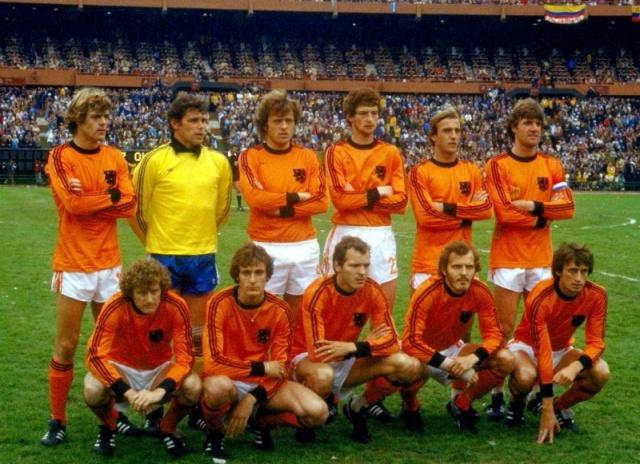 Oranje in 1978